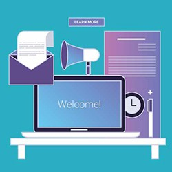 How to Create a New Donor Welcome System for Your Nonprofit Using Your Website, Email, and Social Media